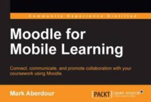 Capa do livro Moodle for Mobile Learning